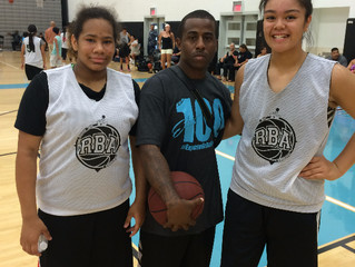 Kam Barnes and Venus Pascua @ WC Elite 100