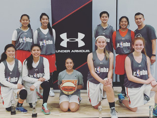 Force Girls take 13u/14u UA Event