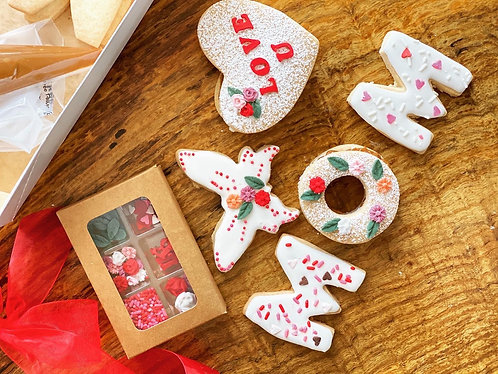 DIY Mother's Day Cookie Kit