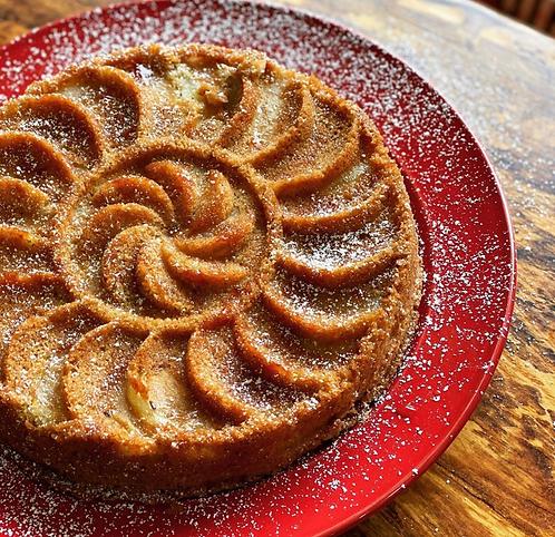 Apple Bread Cake