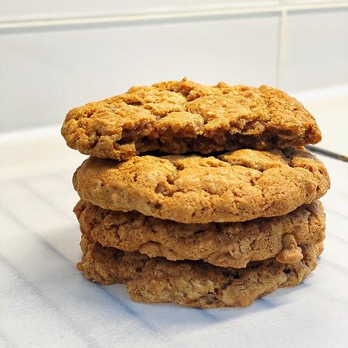 Oatmeal Cookies x 12