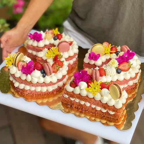 Number Cake (OneNumber)