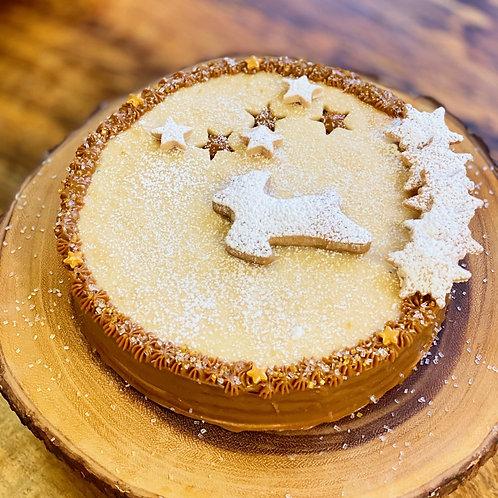 "Alfajor Cake Holiday 8"""