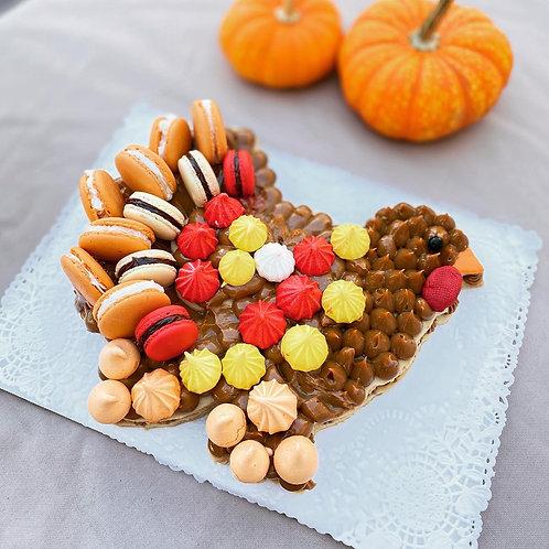 Turkey Alfajor Cake
