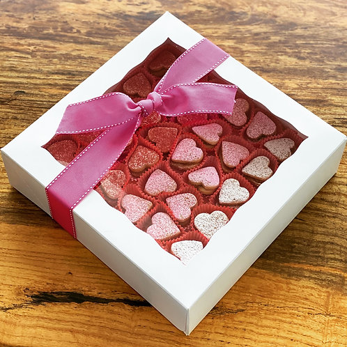 Valentine Alfajor Box x 42