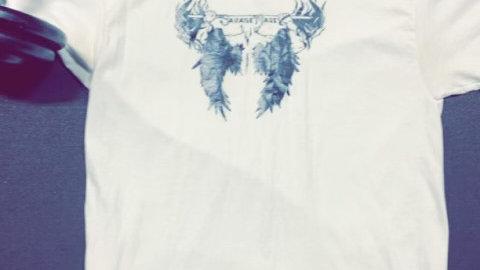 SM Angel Logo Tee Front