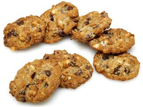 FreshDirect Chocolate Chunk Macadamia Coconut Cookies