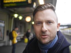 Andreas Sidkvist, Stockholms Centralstat