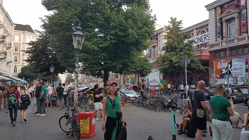Hallo Hamburg, Sternschanze