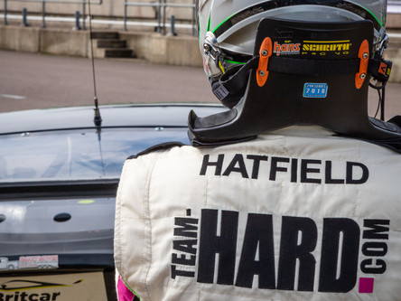 Hatfield and Lewis Endure Challenging opening weekend in Britcar Endurance