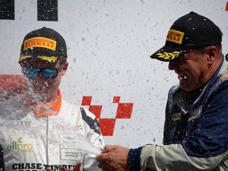 Hatfield takes double win at Home Circuit