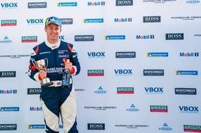 Hatfield adds second Carrera Cup GB Podium of the Year