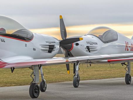 Tarragon: we plan to export no less than 10 Latvian made aircraft next year
