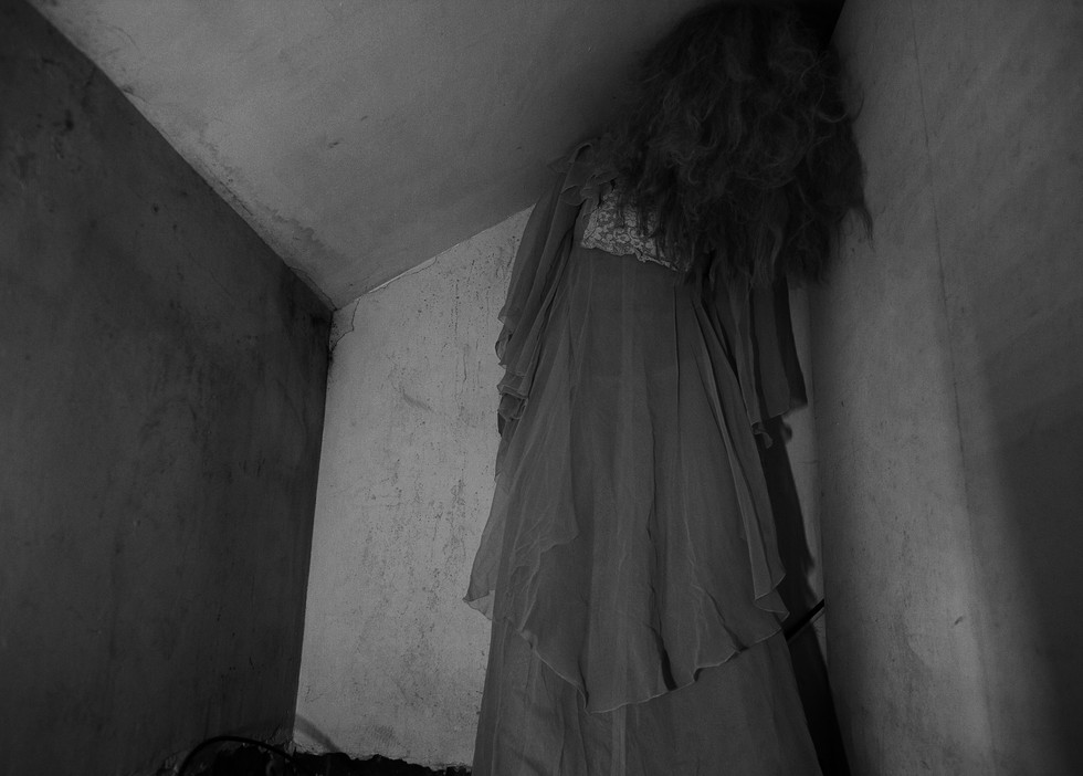 attic ghost