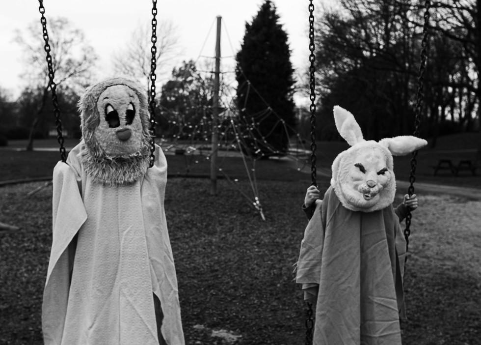 Swing ghosts