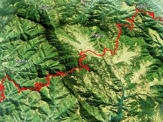 Km १४६११ - Km १४७४७_Hetauda - Kathmandu