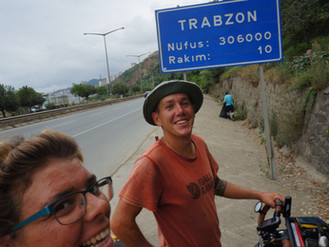 Km 5688 - Km 5823_Giresun - Trabzon
