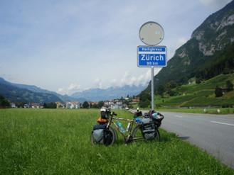 Österreich - Zürich