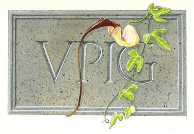 VPIG Logo designed and made by Kat Powell © 2020