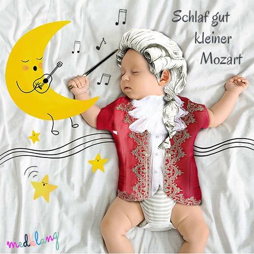 Baby Einschlafmusik Schlaf gut kleiner Mozart