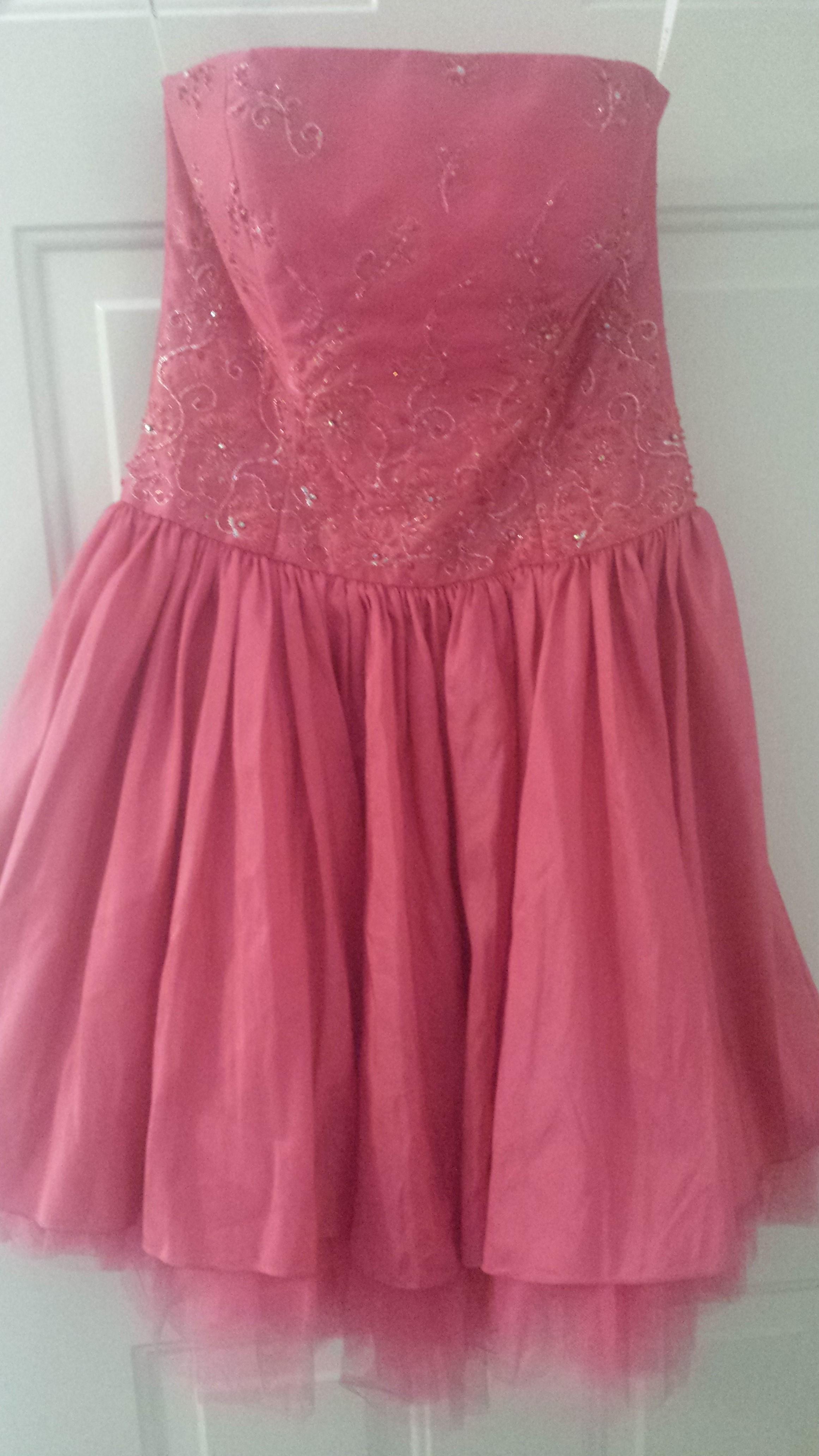 Pink Dress 2
