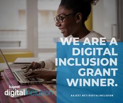 Kajeet Digital Inclusion Grant Winner - 1
