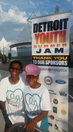 Detroit Youth Jam
