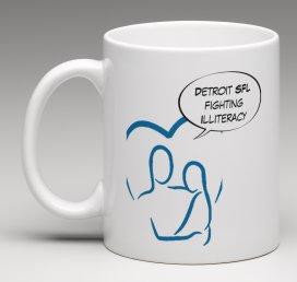 SFL mug front