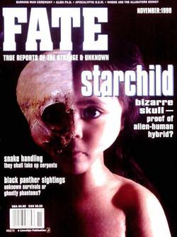 """Cover of """"FATE"""" Magazine"""