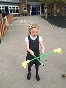 Reevy Hill Primary school workshop
