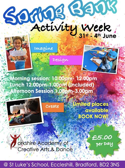 Activity Week (Wednesday)