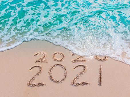En 2021, je transforme ma vie!