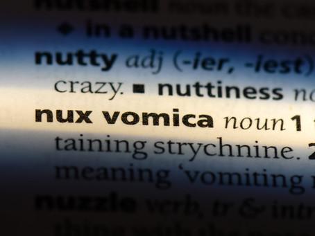 NUX VOMICA : Introduction au déséquilibre du système nerveux.