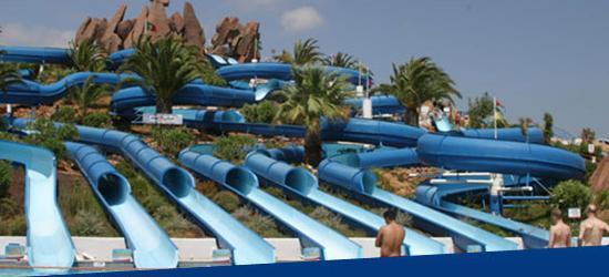 Slide and Splash waterpark
