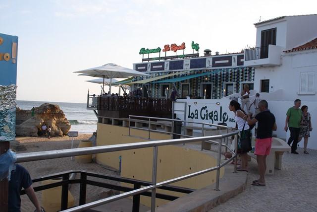 Olhos de Agua La Cigale Restaurant