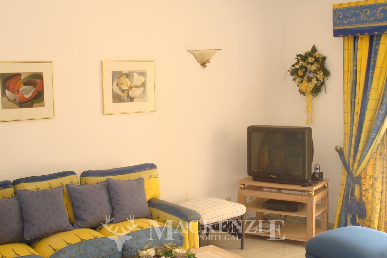 Villa Living room tv