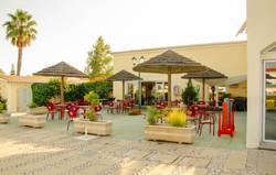 Oasis Parque Cafe Leisure area