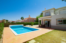 Spacious Villa setting