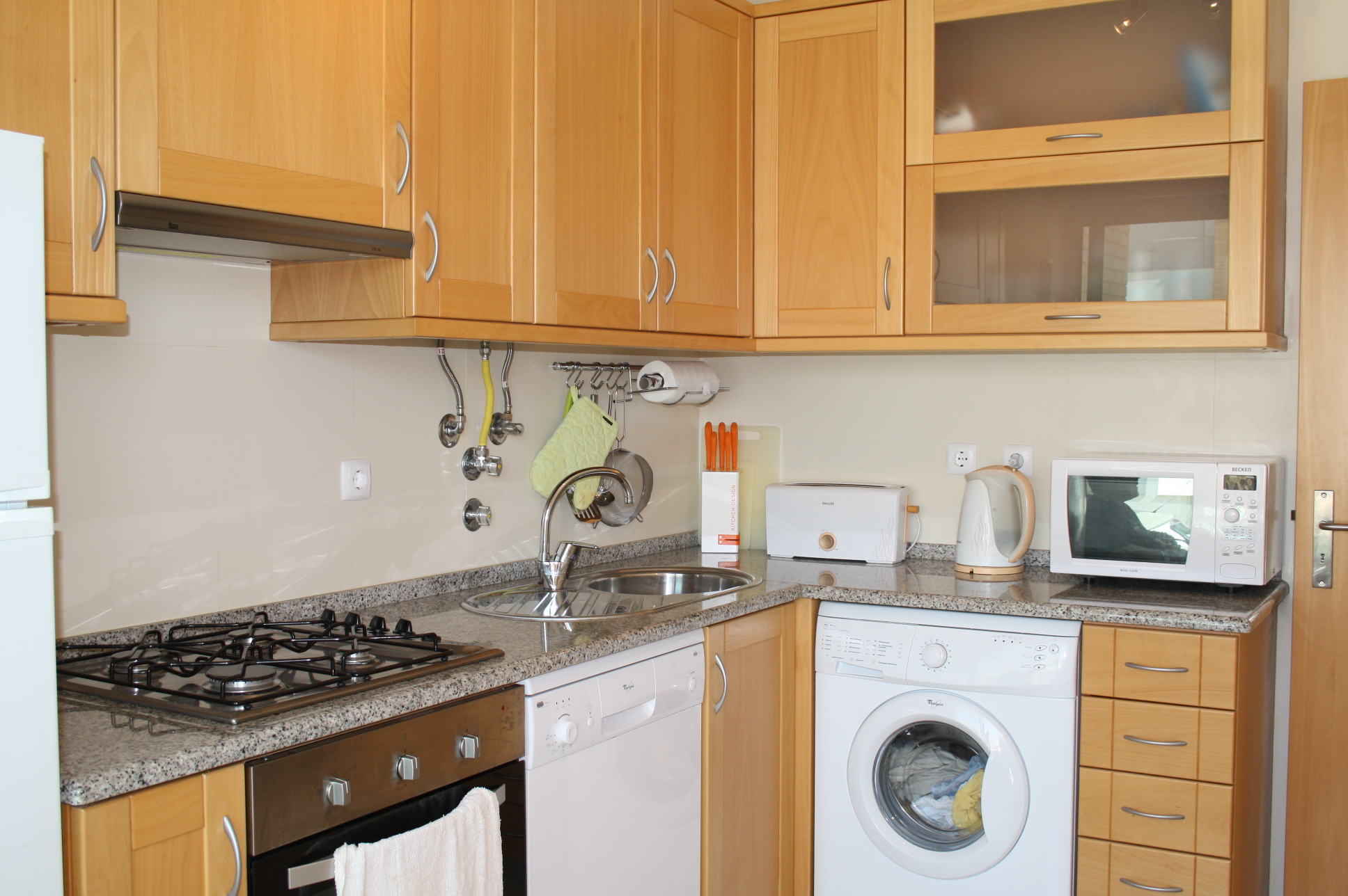 Rental Branqueria Albufeira AT035 Kitche
