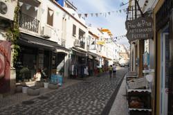 Albufeira Town