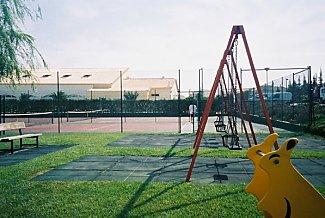 Oasis Parque Kids playground
