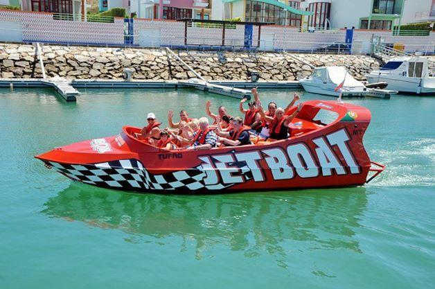 Jet Boat Hire Albufeira Marina