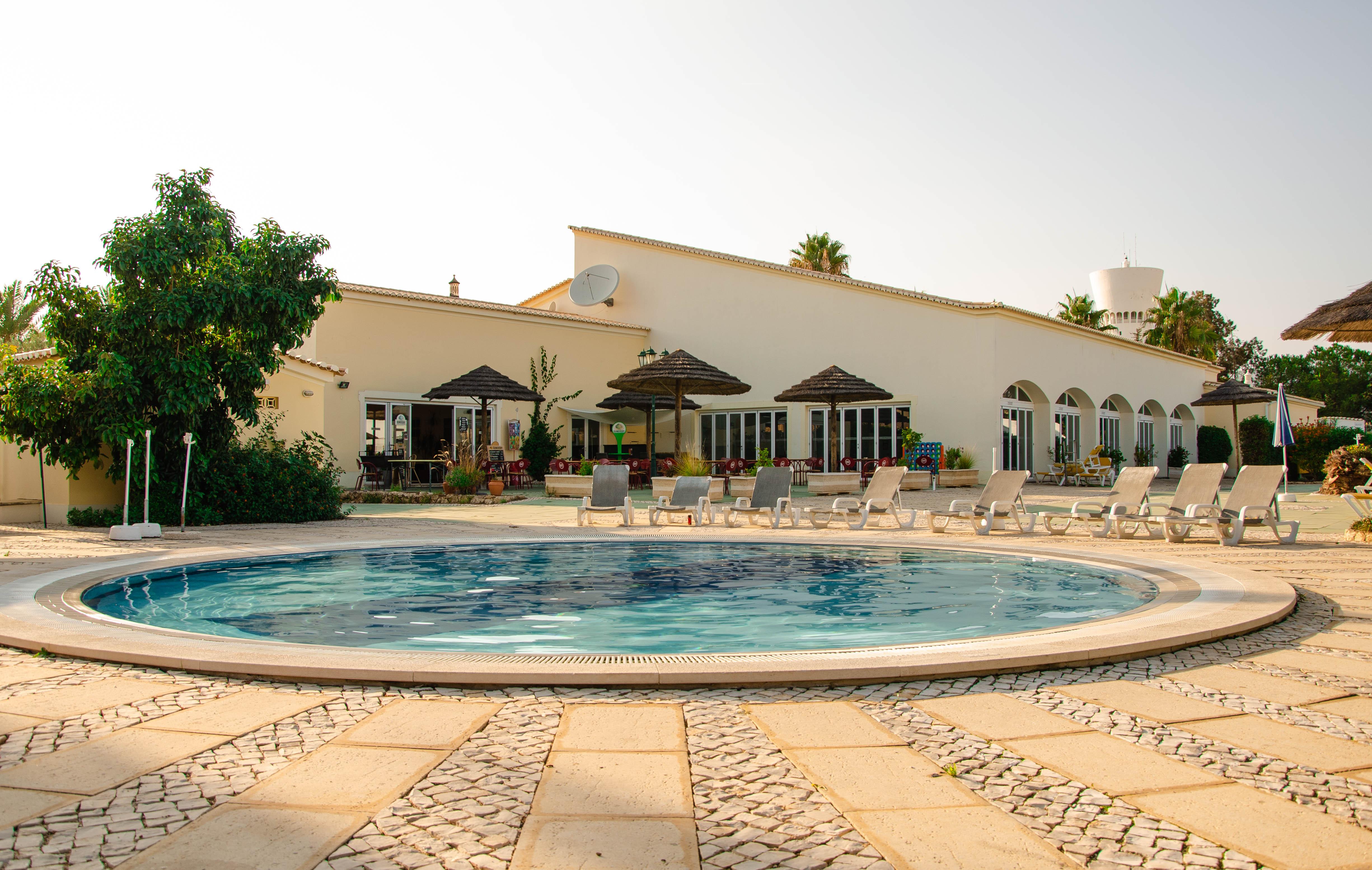 Oasis Parque Babies pool