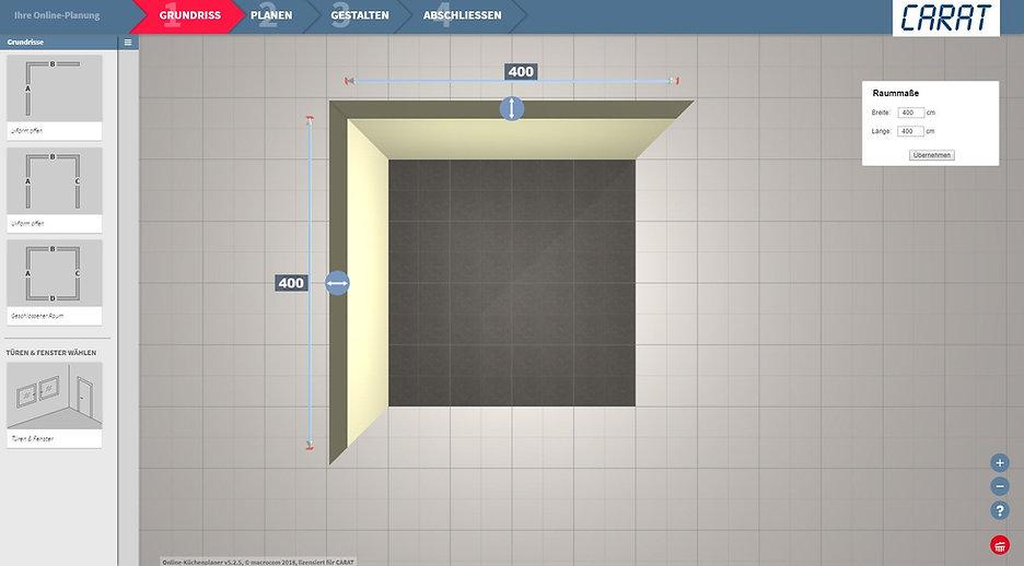 Küchenplanung,Onlineplaner,selbermachen,