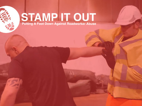Highway Care backs 'Stamp it Out' campaign to reduce roadworker abuse