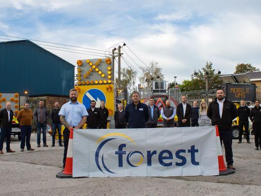 Highway Care at Forest TM Ltd Innovation Day