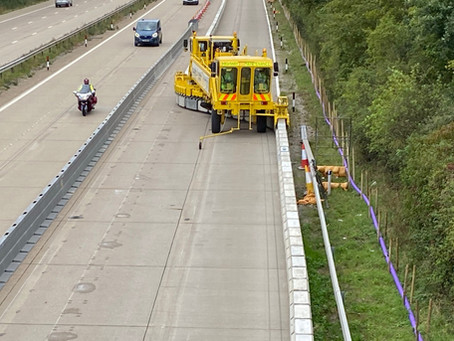 Barrier Transfer Machine on the M20
