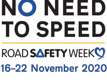Road Safety Week: Speed management and safer traffic systems
