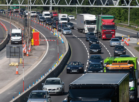 UK has second safest roads in Europe