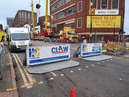 Highway Care Security at Birmingham Pride 2021
